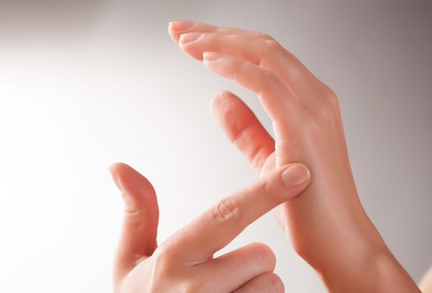 EFT tapping points