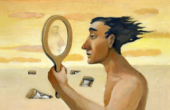 Dissolution of identity