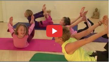 Videos Kids Yoga Poses